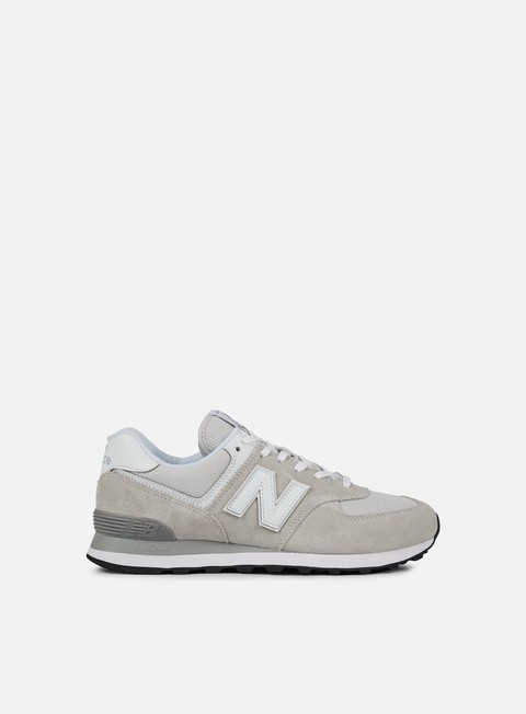 sneakers new balance ml574 suede mesh nimbus cloud