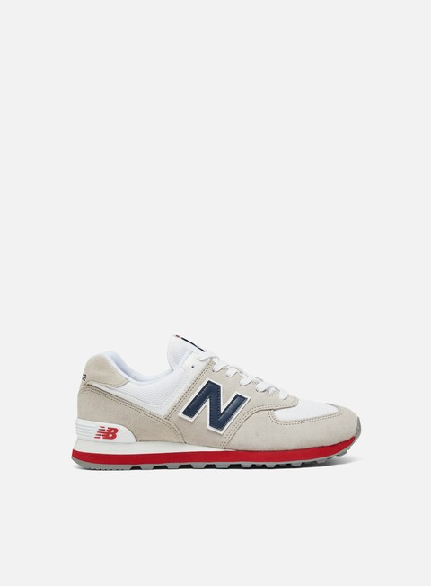 Sneakers Basse New Balance ML574 Suede/Mesh