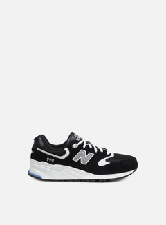 New Balance - ML999, Black/White 1