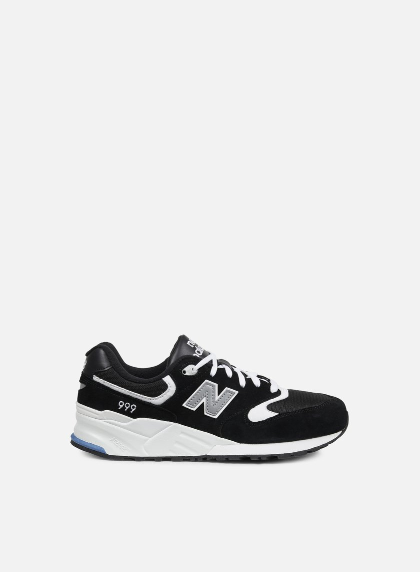 New Balance - ML999, Black/White