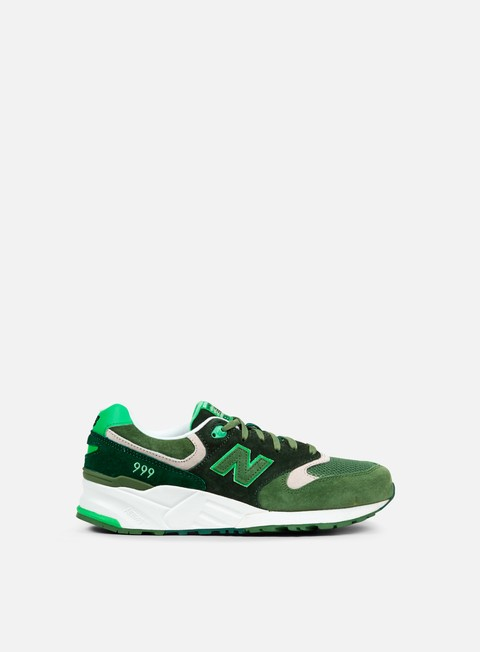 sneakers new balance ml999 dark green