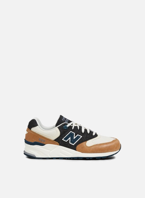 Sale Outlet Low Sneakers New Balance ML999 Suede/Nubuck/Leather