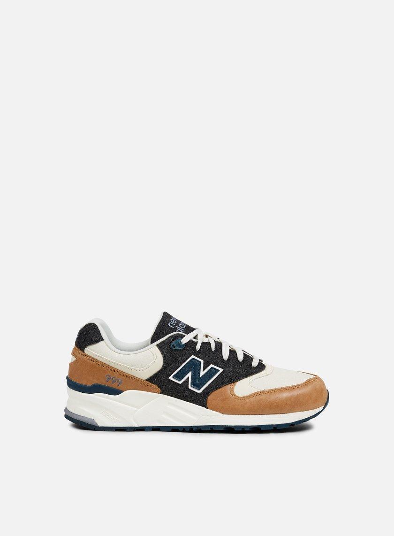 New Balance - ML999 Suede/Nubuck/Leather, Nutmeg/Powder