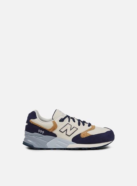 Sneakers Basse New Balance ML999 Suede/Nubuck/Leather