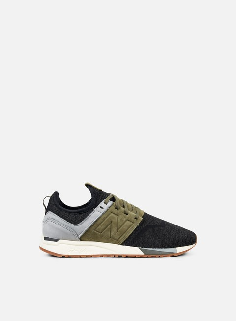 Sale Outlet Low Sneakers New Balance MRL247 Leather