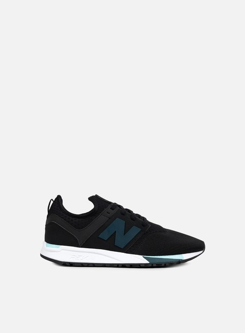 sneakers new balance mrl247 synthetic black