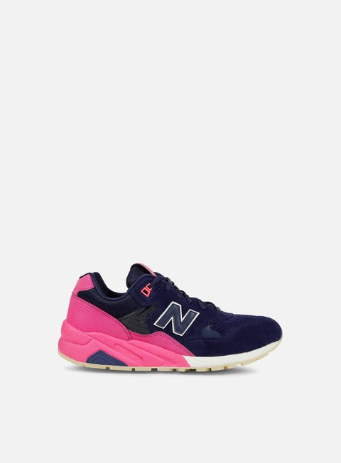 sneakers new balance mrt580 navy pink