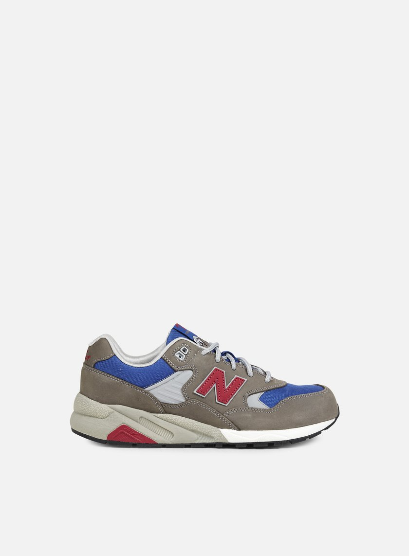 New Balance - MRT580, Steel Grey