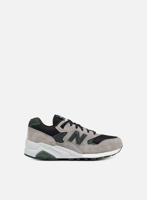 sneakers new balance mrt580 suede mesh castle rock