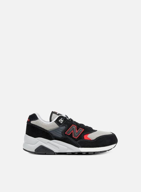 sneakers new balance mrt580 suede mesh magnet