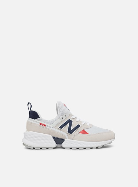 Sneakers Basse New Balance MS574 Suede/Mesh