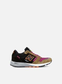 New Balance - MTL575 Made In England, Black/Kakhi/Pink