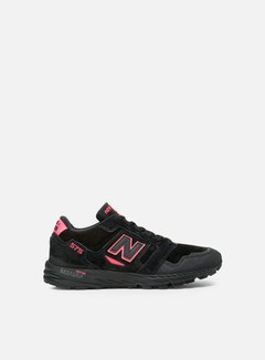 New Balance - MTL575 Made In England, Black/Pink