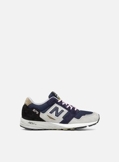 New Balance - MTL575 Made In England, Grey/Navy/Lilac