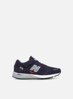 New Balance - MTL575 Made In England, Navy/Grey/Red