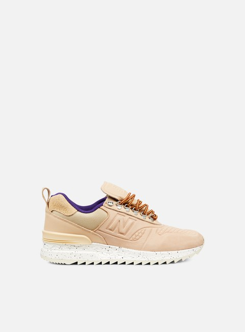 sneakers new balance trail buster tan