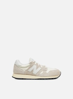 New Balance - U520 Suede Vintage, Sea Salt 1