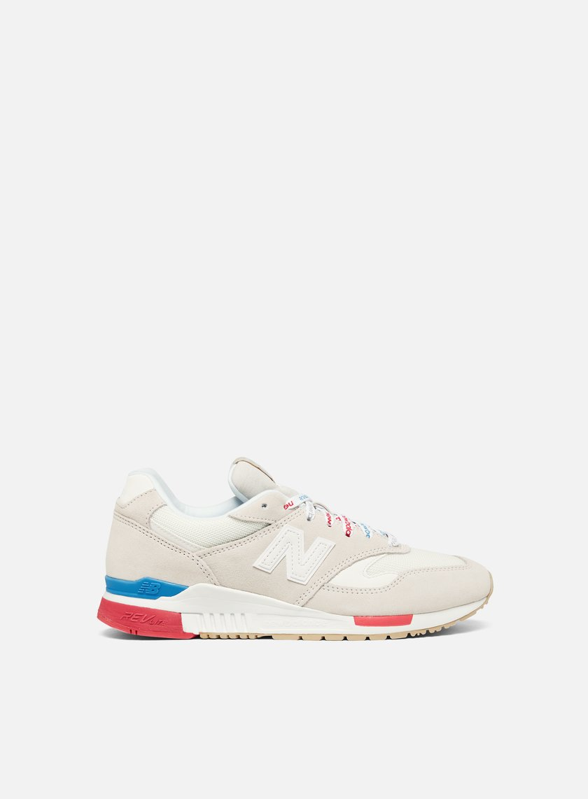 19cecd0b7c881 NEW BALANCE WMNS 840 Suede Mesh € 76 Low Sneakers