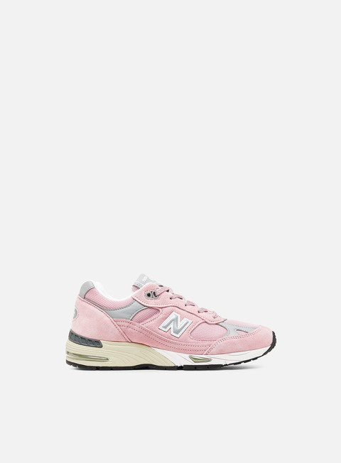 Low Sneakers New Balance WMNS W991 Made In England