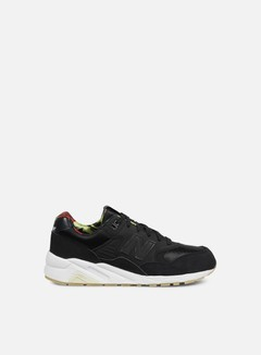 New Balance - WMNS WRT580, Black/White/Black 1