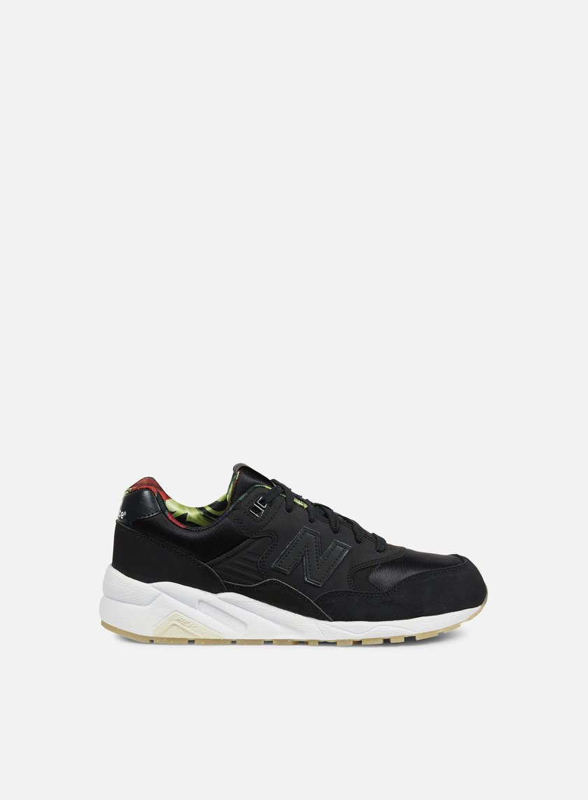 New Balance - WMNS WRT580, Black/White/Black