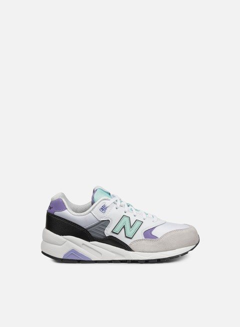 sneakers new balance wmns wrt580 white mint
