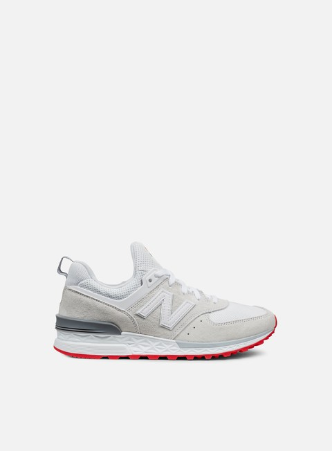 sneakers new balance wmns ws574 synthetic off white