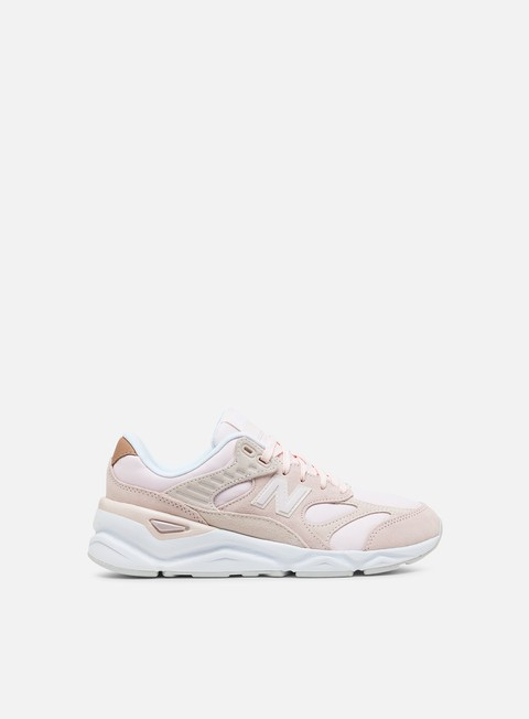 Outlet e Saldi Sneakers Basse New Balance WMNS X-90 Suede/Mesh