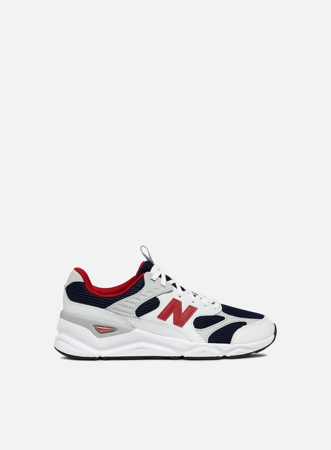 Outlet e Saldi Sneakers Basse New Balance X-90 Leather/Textile