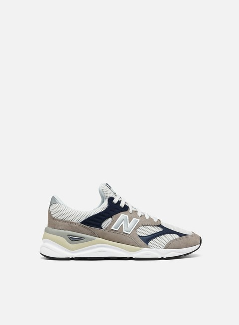 Outlet e Saldi Sneakers Basse New Balance X-90 Pigskin/Mesh