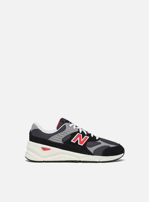 Sale Outlet Low Sneakers New Balance X-90 Suede/Textile