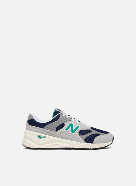 Sneakers Basse New Balance X-90 Suede/Textile