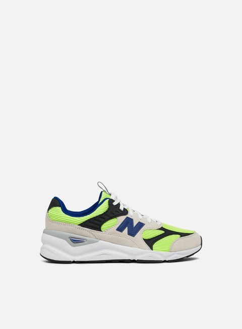 new balance basket uomo