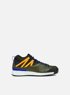 Nike - ACG Okwahn II, Sequoia/Racer Blue/Yellow Ochre