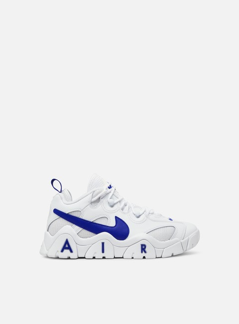 Low Sneakers Nike Air Barrage Low