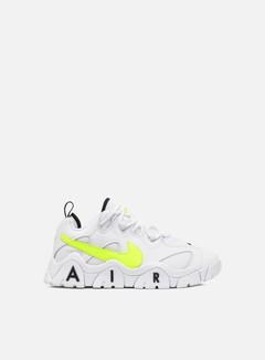 Nike - Air Barrage Low, White/Volt/Black