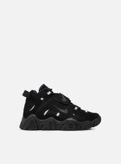 Nike - Air Barrage Mid, Black/Black/Black