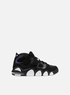 Nike - Air CB 34, Black/White/Varsity Purple 1