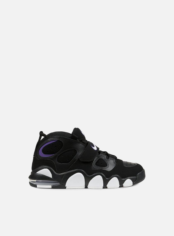 Nike - Air CB 34, Black/White/Varsity Purple