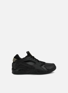 Nike - Air Flight Huarache Low, Black/Black/Anthracite 1