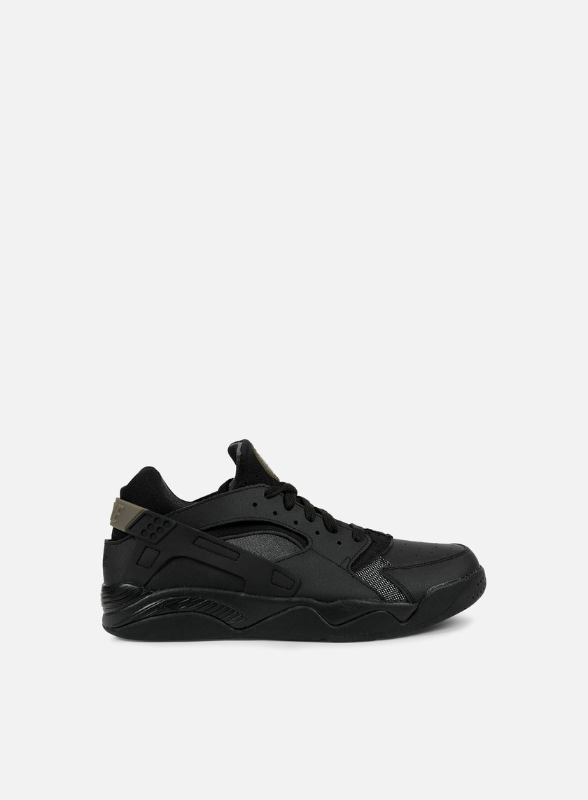 Nike - Air Flight Huarache Low, Black/Black/Anthracite