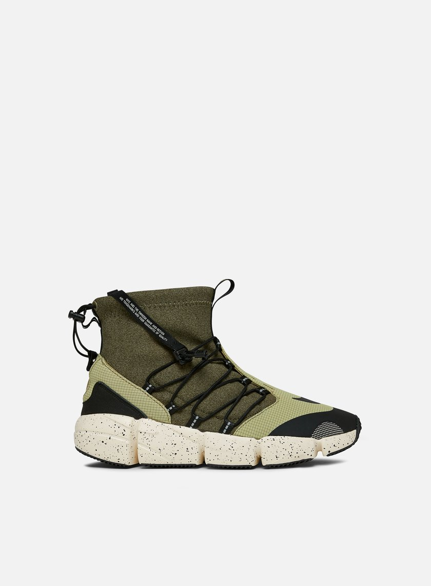 feef18731e NIKE Air Footscape Mid Utility DM € 64 High Sneakers | Graffitishop