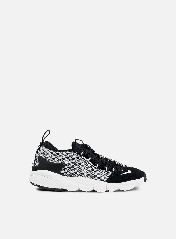 Nike - Air Footscape NM JCRD, Black/White