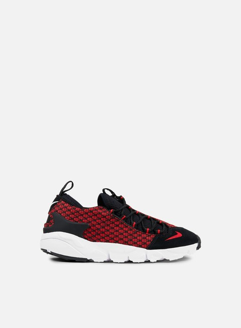 sneakers nike air footscape nm jcrd university red university red