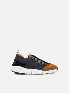 Nike - Air Footscape NM, Obsidian/Team Orange/Anthracite