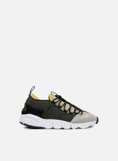 Nike - Air Footscape NM, Sequoia/Mineral Gold/Khaki