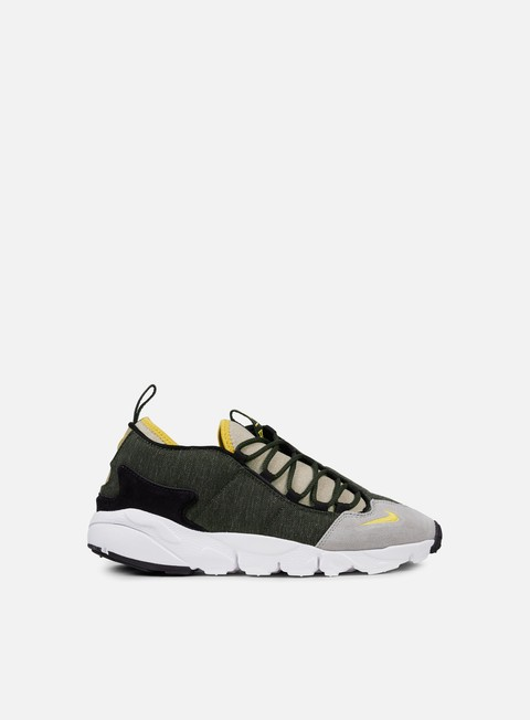 sneakers nike air footscape nm sequoia mineral gold khaki