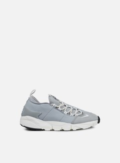 Nike - Air Footscape NM, Wolf Grey/Summit White