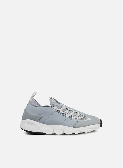 sneakers nike air footscape nm wolf grey summit white