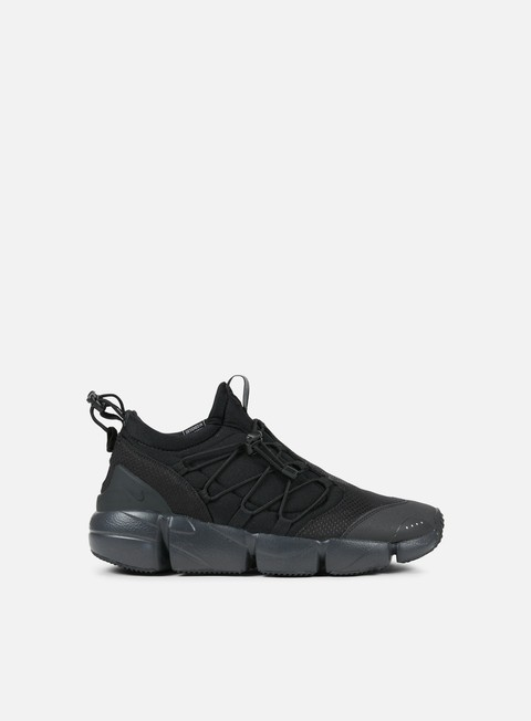 sneakers nike air footscape utility dm black anthracite white